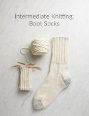 Intermediate Knitting, Socks - Requests