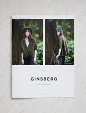 Brooklyn Tweed Fall 2017, Ginsberg (Cardigan), 16 pages