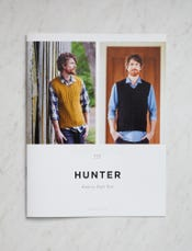 Brooklyn Tweed Fall 2017, Hunter (vest), 20 pages