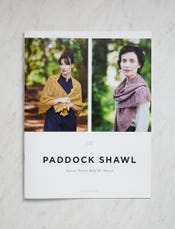 Brooklyn Tweed Fall 2017, Paddock (shawl), 16 pages