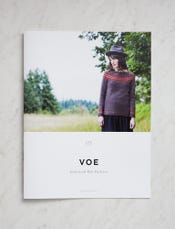 Brooklyn Tweed Fall 2017, Voe (pullover), 16 pages