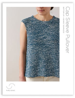 Cap Sleeve Pullover Pattern Download