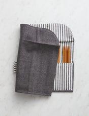 Double Pointed Bamboo Knitting Needle Set