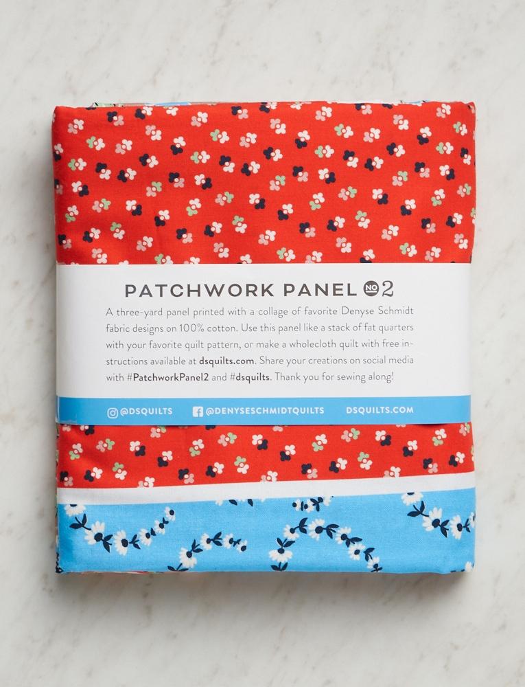 Denyse Schmidt Patchwork Panel 2