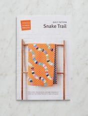 DSQ Snake Trail, Quilt Pattern