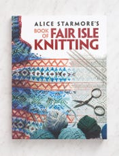 Book of Fair Isle Knitting