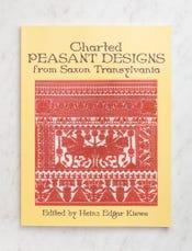 Charted Peasant Designs from Saxon Transylvania