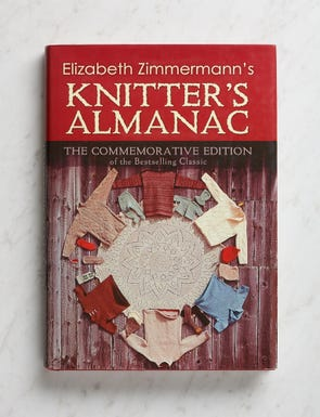 Knitter's Almanac: The Commemorative Edition