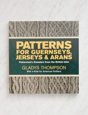 Patterns for Guernsey's Jerseys and Arans