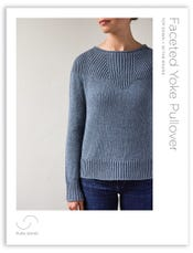 Faceted Yoke Pullover Pattern Download