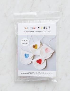 Sweetheart Pocket Necklace Mini Kit
