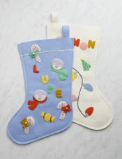 Felt Charm Stocking Kit