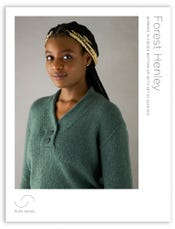 Forest Henley Pullover Pattern Download