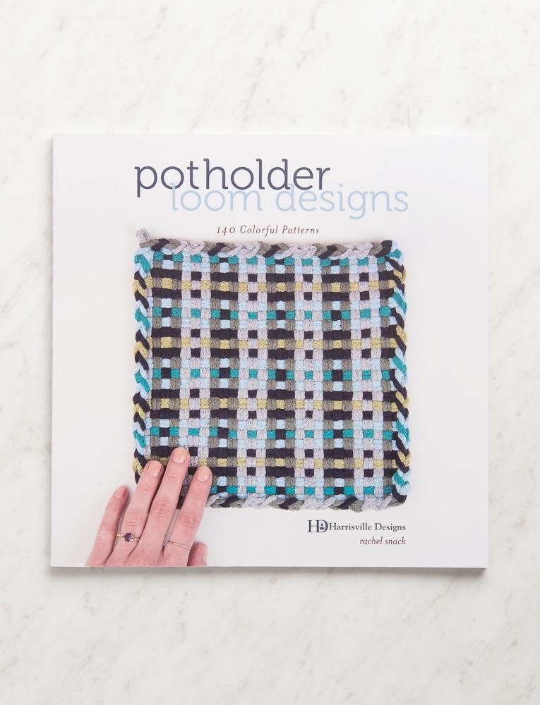 Friendly Loom, Potholder Loom Designs Book