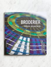 Broderier from the 50s and 60s