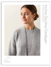 Incline Decline Cardigan Pattern Download