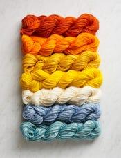 Yarn for Kersti Super Easy Baby Blanket