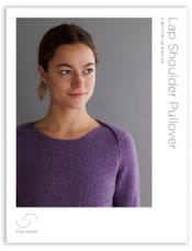 Lap Shoulder Pullover Pattern Download