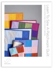 Learn To Sew A Patchwork Quilt Pattern Download