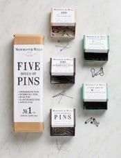 Five Pins