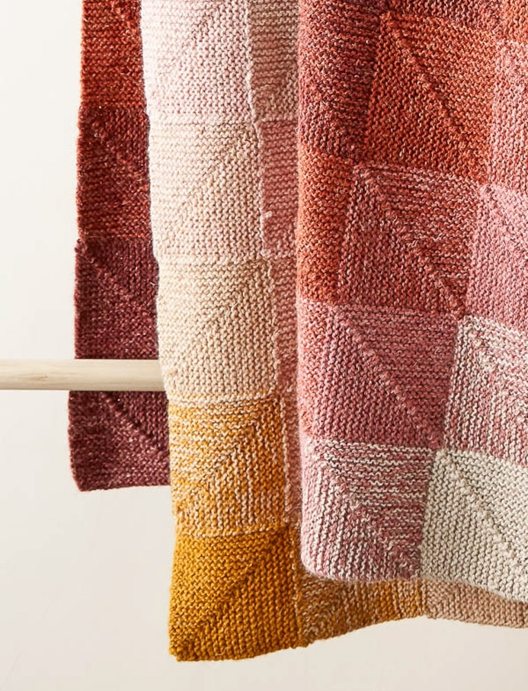Mitered Corner Blanket Bundle
