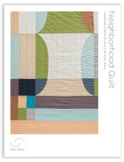 Purl Soho Neighborhood Quilt Pattern, pdf