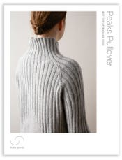 Peaks Pullover Pattern Download