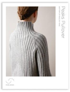 Peaks Pullover Pattern Download