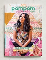 Pom Pom Quarterly, Issue 36: Spring 2021