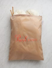 Purl Soho Baggu Recycled Zip, Khaki