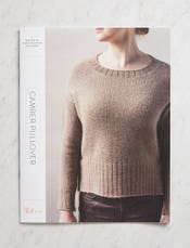 Camber Pullover Pattern