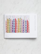 Classic Friendship Bracelet Pattern