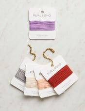 Buttercup Cotton Color Cards