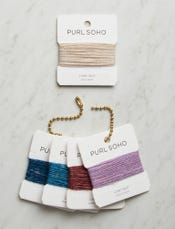 Linen Quill Color Cards