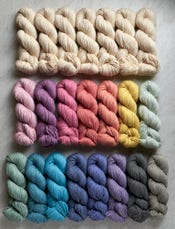 Full Spectrum, Small Throw Size-swatch
