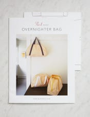 Overnighter Bag Pattern