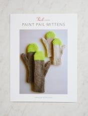Paint Pail Mittens Pattern