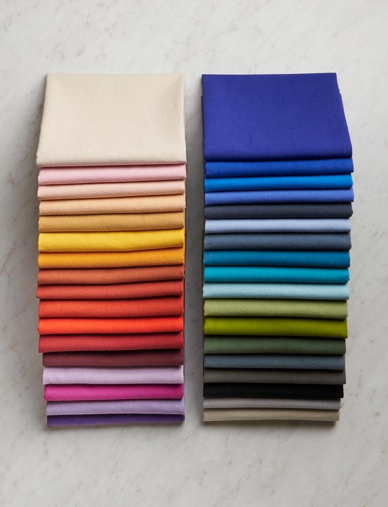 Purl Soho Spectrum Cotton Bundle, Fat Quarters