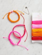 Super Easy Friendship Bracelet Kit