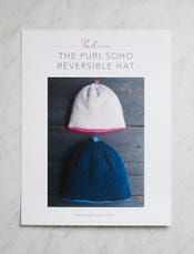 The Purl Soho Reversible Hat Pattern
