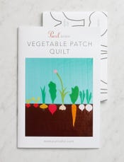 Vegetable Patch Quilt Pattern