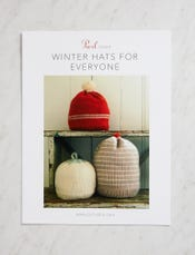 Winter Hats For Everyone Pattern