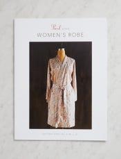 Women's Robe Pattern