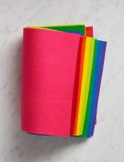 Rainbow-swatch