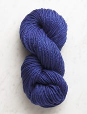 Blue Pansy, Heather-swatch