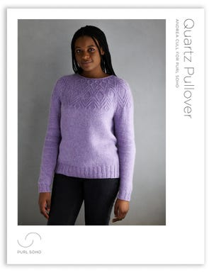 Quartz Pullover Pattern Download