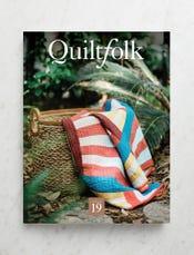 1. Quiltfolk, Issue 19: Northern Florida