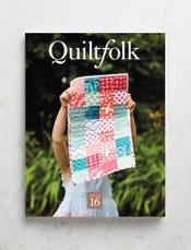 Quiltfolk, Issue 16: Family