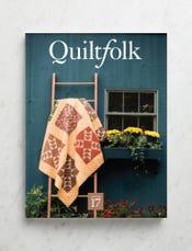 Quiltfolk, Issue 17: Connecticut