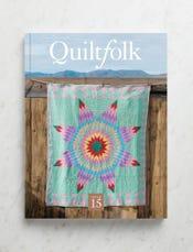Quiltfolk, Issue 15: Nevada